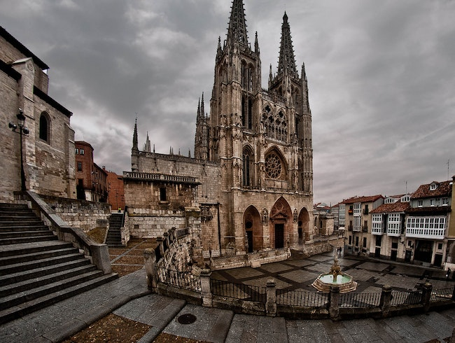 See the Glory of Burgos!
