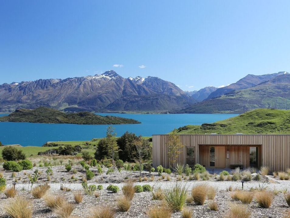 Off-grid rejuvenation Glenorchy  New Zealand