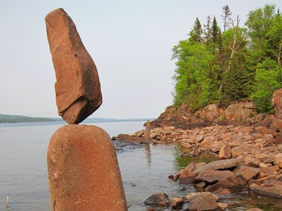Artists' Point Grand Marais Minnesota United States