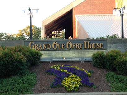 Grand Ole Opry Nashville Tennessee United States