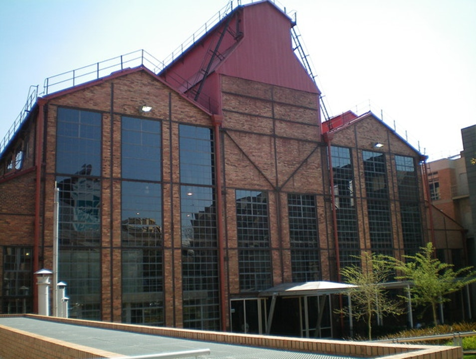 Breakout Activity #8: Walking Tours of inner city Joburg Johannesburg  South Africa