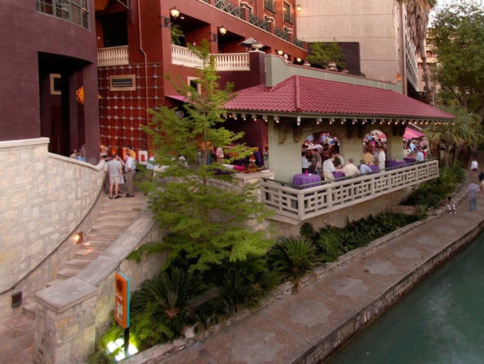 River Walk Tex-Mex with a Twist San Antonio Texas United States