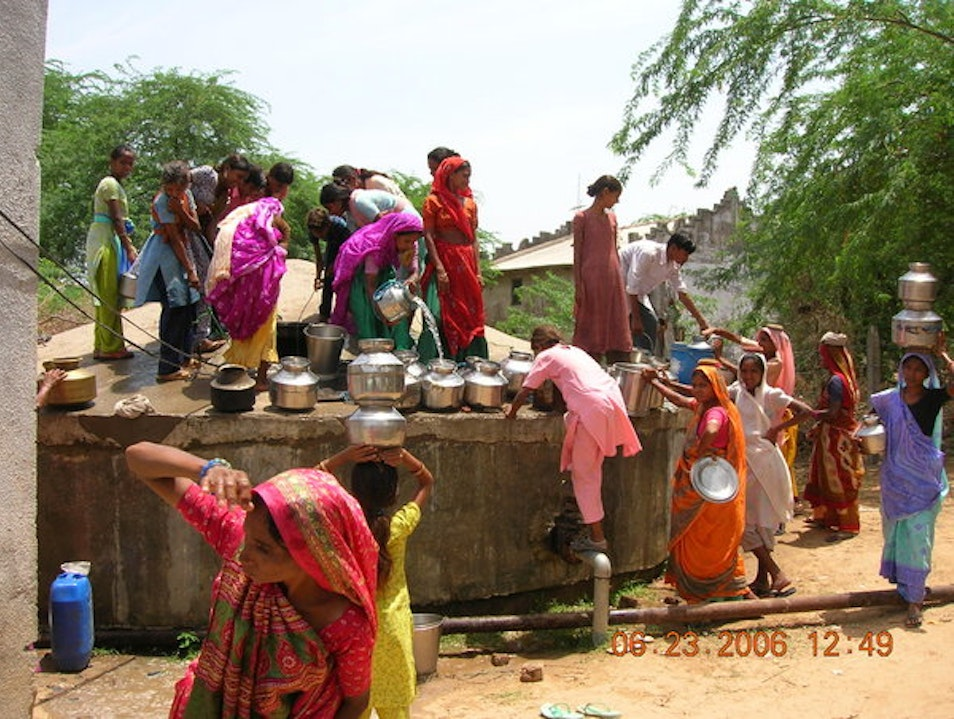 village women Dholka  India
