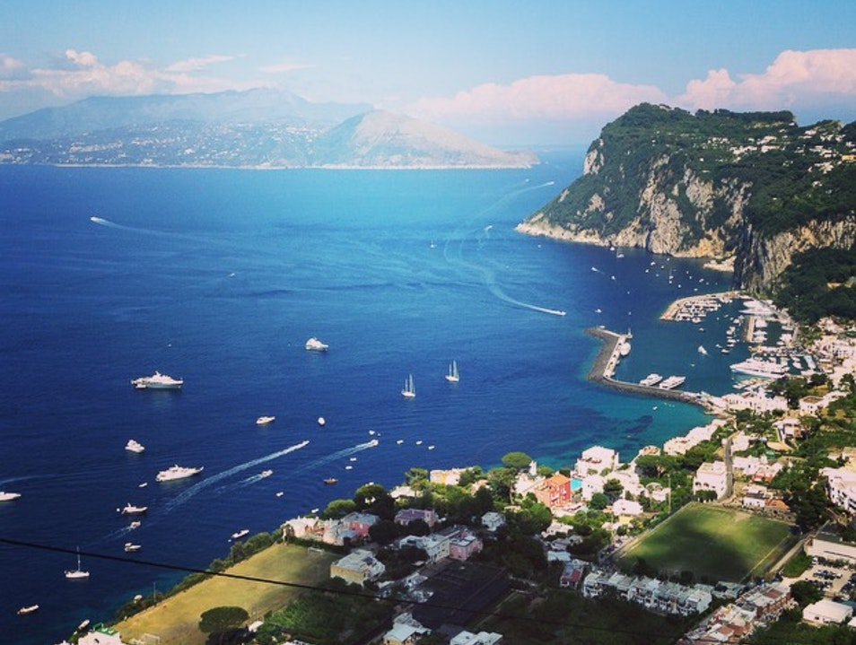 Day Trip to Capri