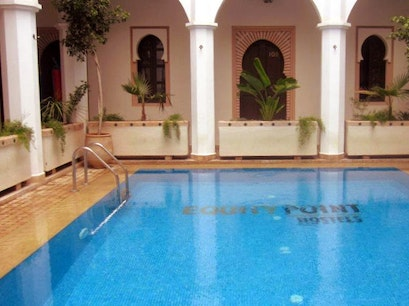 Equity Point Marrakesh Hostel Marrakech  Morocco