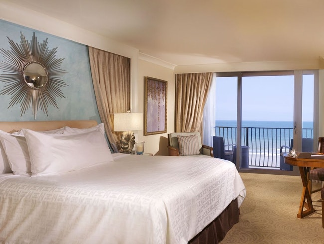 Luxury stay at One Ocean Resort