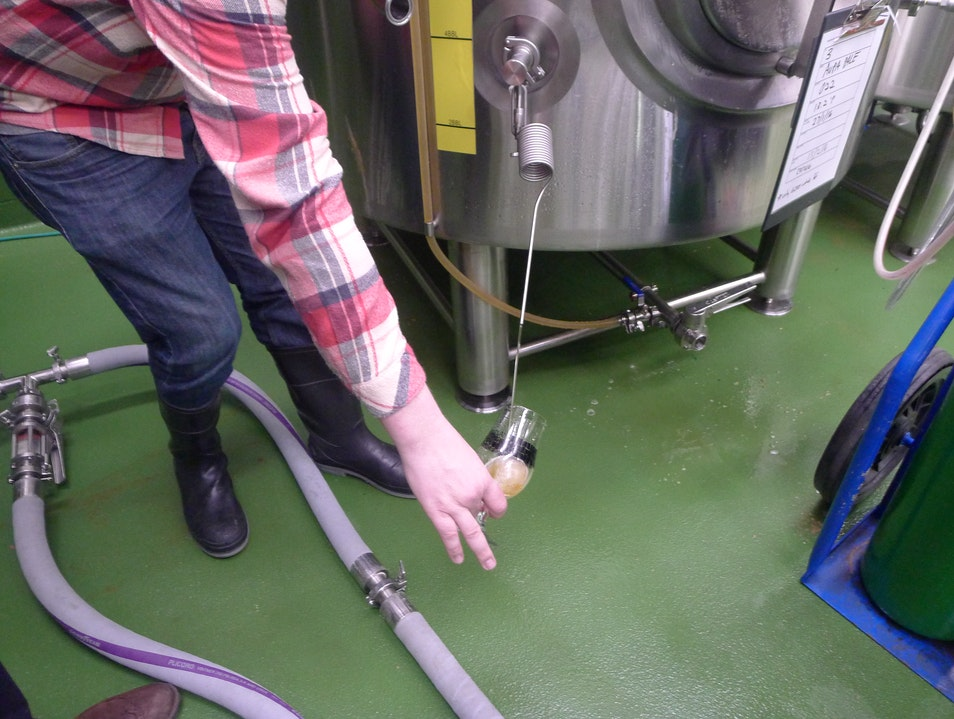 Brewing Local Beer at BBP