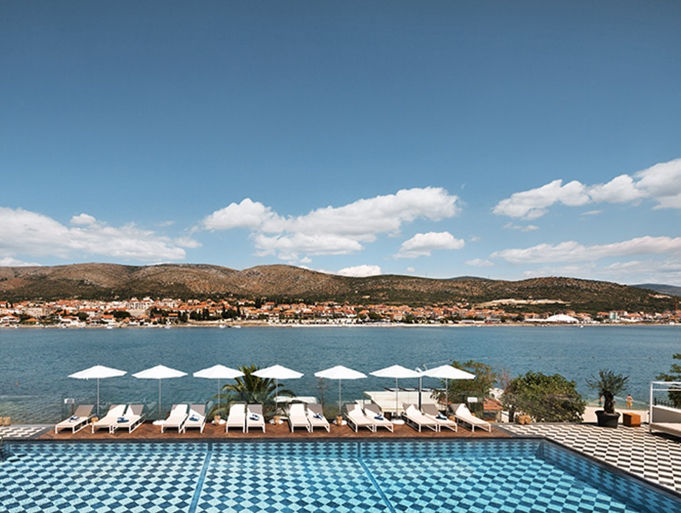 Brown Beach House Hotel & Spa Trogir  Croatia