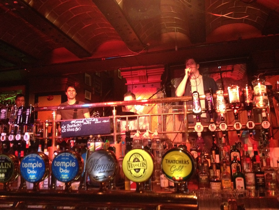 Drink a Few Pints at the Porterhouse  London  United Kingdom
