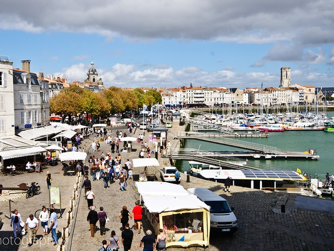 Wander the Waterfront of La Rochelle
