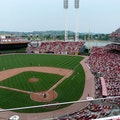 Great American Ball Park Cincinnati Ohio United States