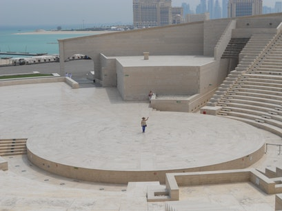Katara Art Center Doha  Qatar