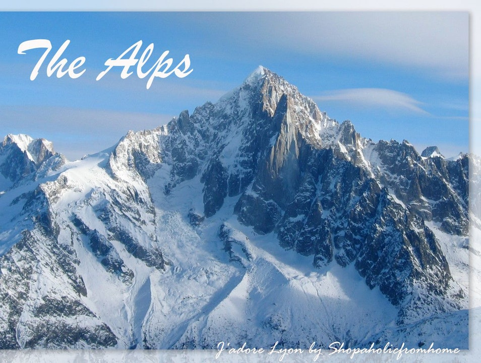 The Alps in Rhone Alpes - beautiful! Malleval En Vercors  France
