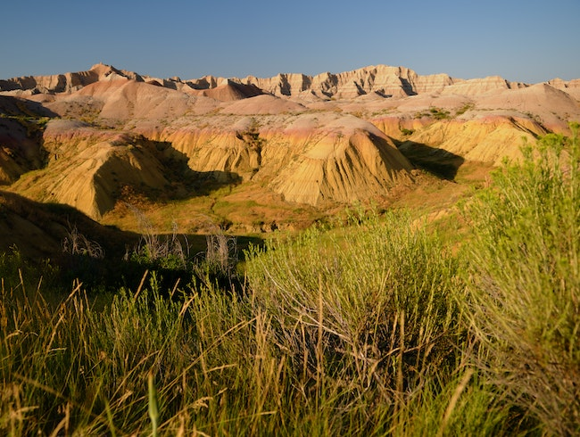 Finding 'Americana' in the Badlands