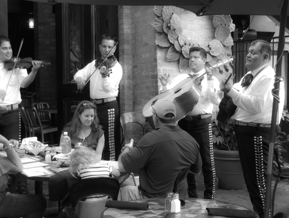 The Mariachi of San Antonio San Antonio Texas United States