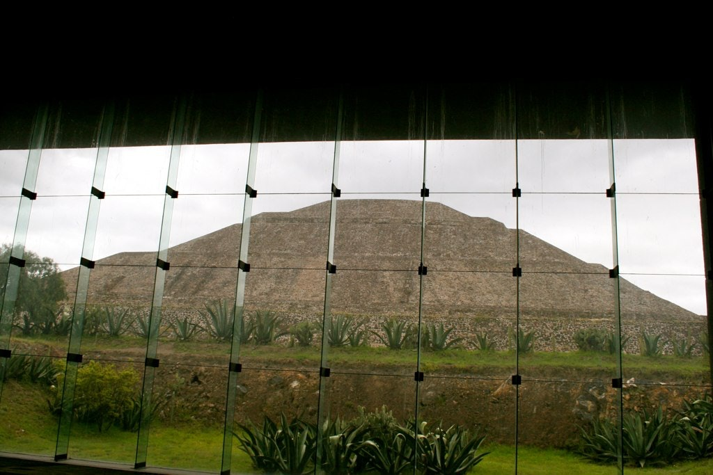 Visit the City of the Gods and Scale an Ancient Pyramid