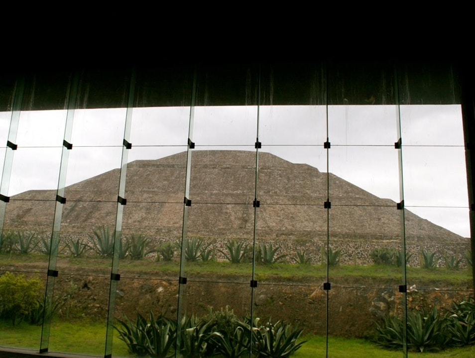 Visit the City of the Gods and Scale an Ancient Pyramid State of Mexico  Mexico