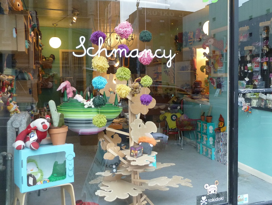 Plush Your Life at Schmancy Seattle Washington United States