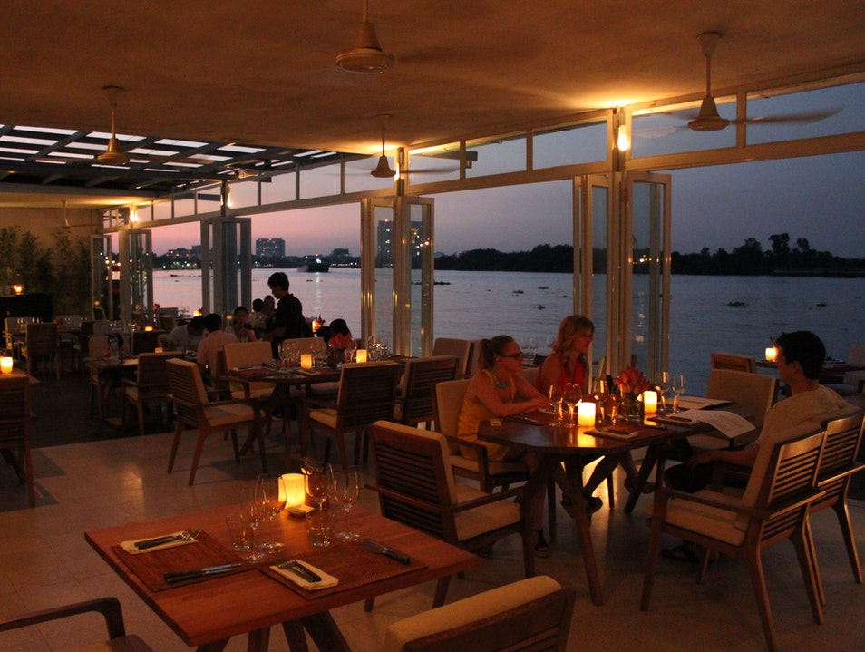 The Deck - Saigon's Expat Watering Hole Ho Chi Minh City  Vietnam