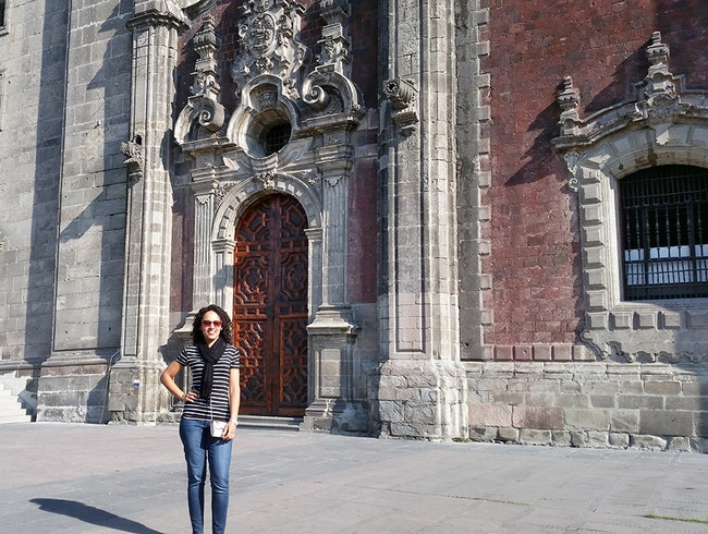 Exploring Mexico City