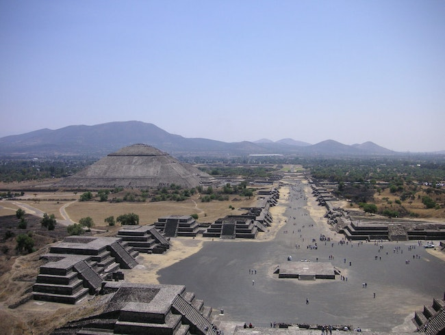 Teotihuacan, Mexico City