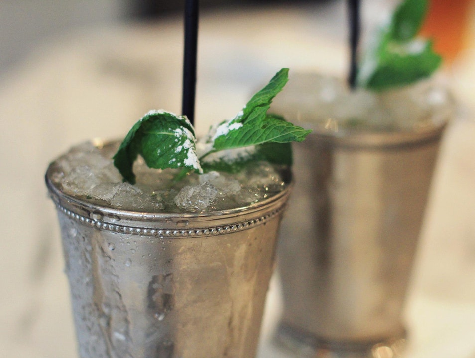 Sip on Southern Hospitality at Sissy's