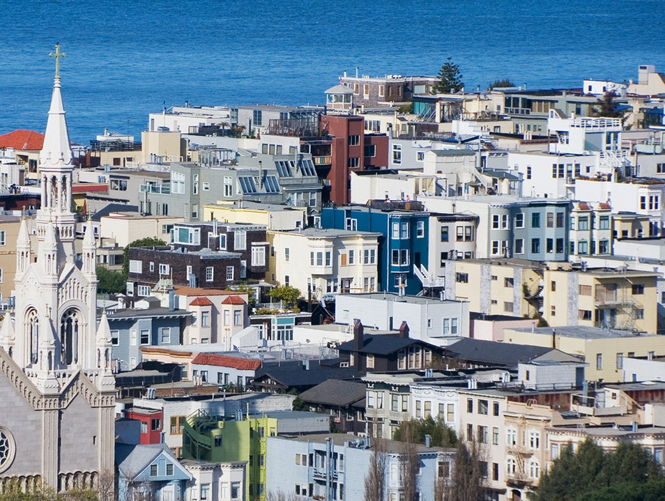 North Beach San Francisco California United States