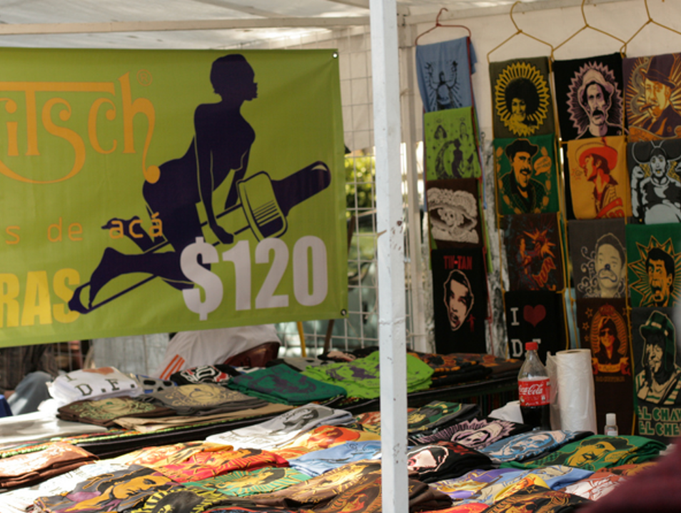 Spend Saturday at the Tianguis