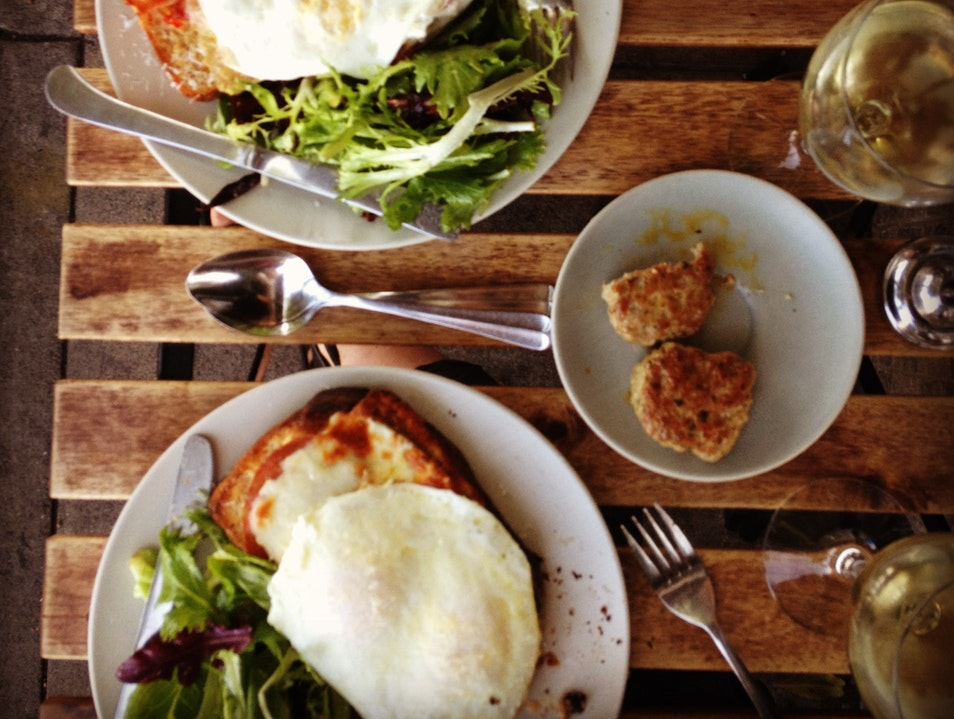 Get Brunch at Outerlands!