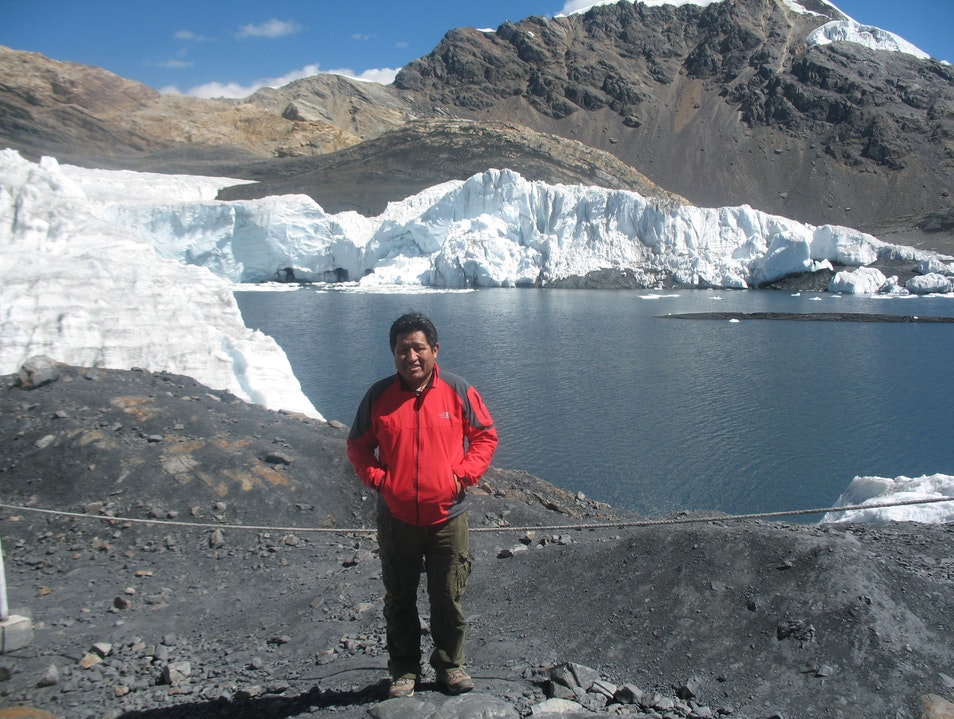 Pastoruri Glacier full day Guided Visit Huaraz  Peru