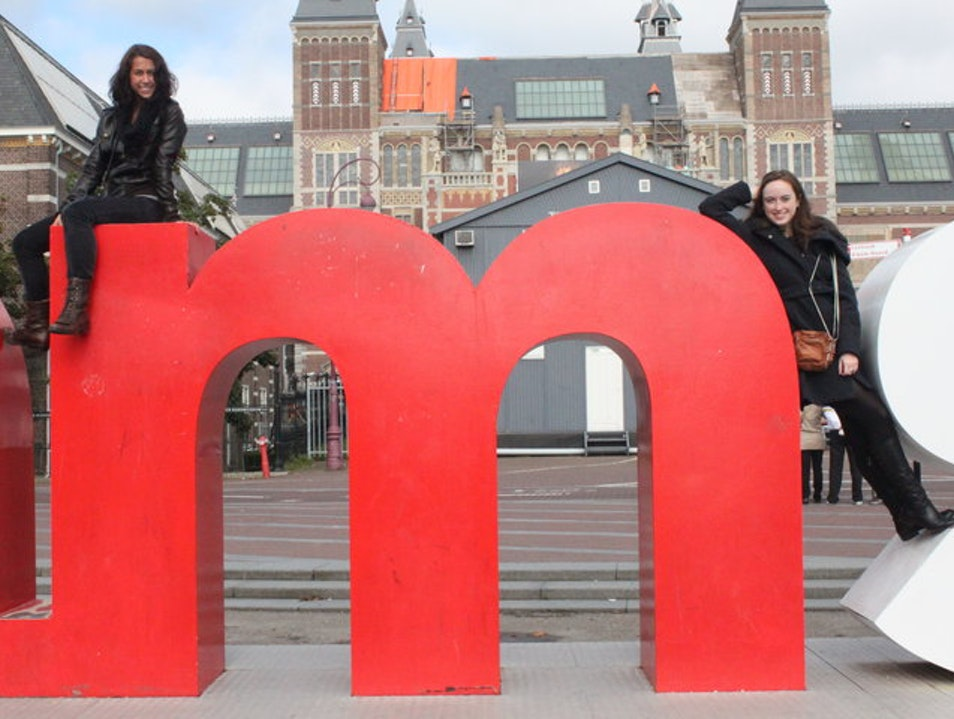 M&M Adventures! Amsterdam  The Netherlands