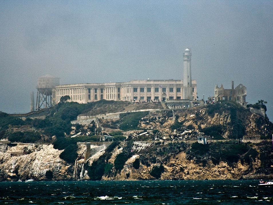 Alcatraz Island San Francisco California United States