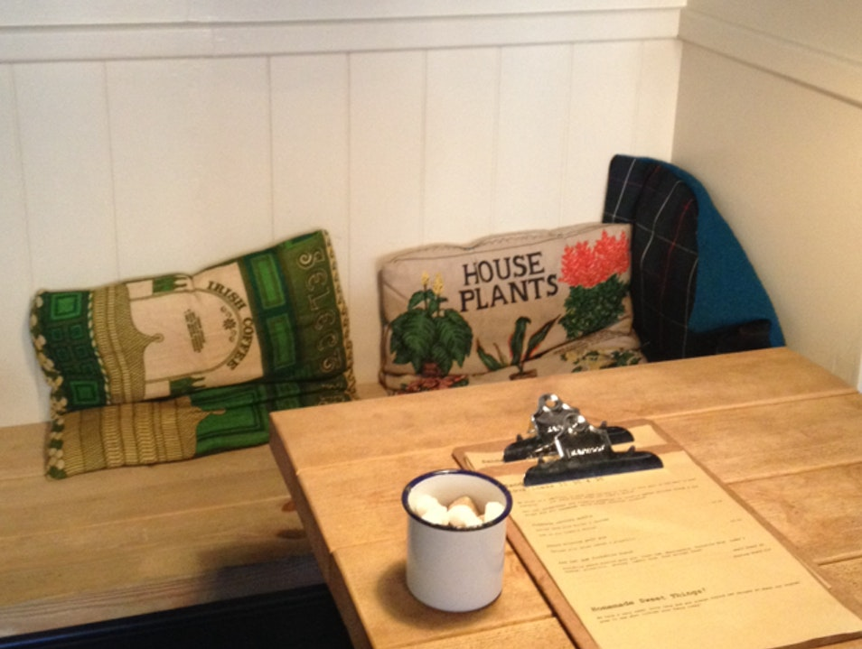 Cosy chic and cakes York  United Kingdom