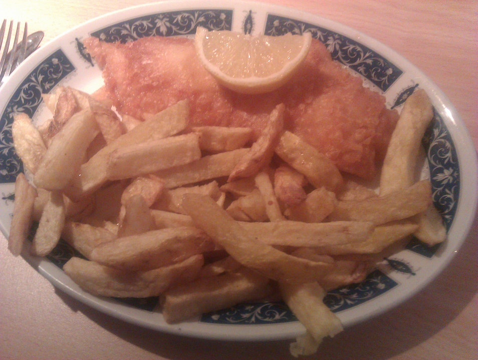 Where to Find the Best Fish and Chips Salisbury  United Kingdom