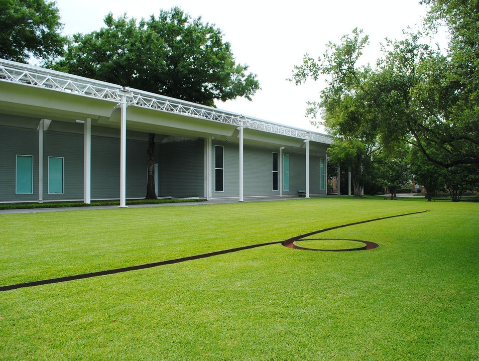 Enjoy Modern Art For Free at the Menil Collection Houston Texas United States