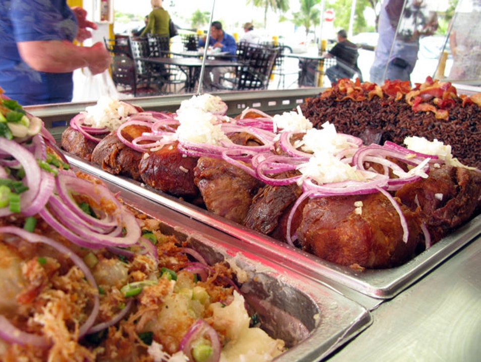 The Most Traditional Cuban Food in Miami