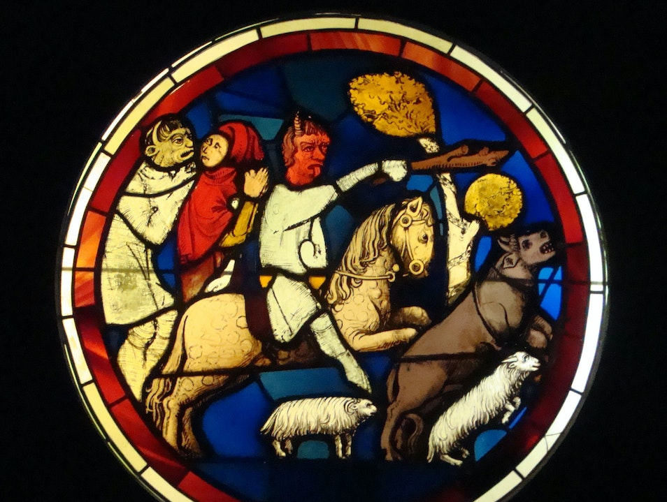 The Middle Ages come alive