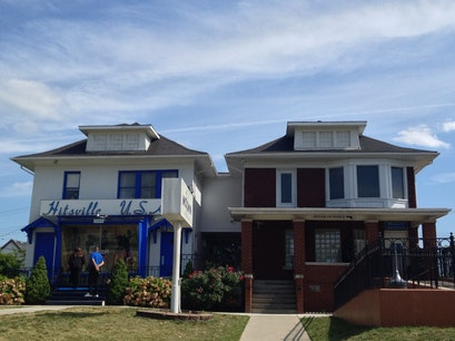 Motown Museum Detroit Michigan United States