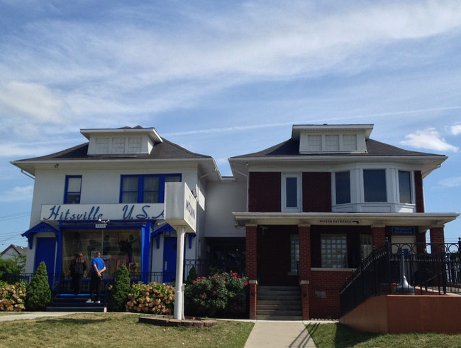 Hitsville U.S.A. and the MoTown Museum