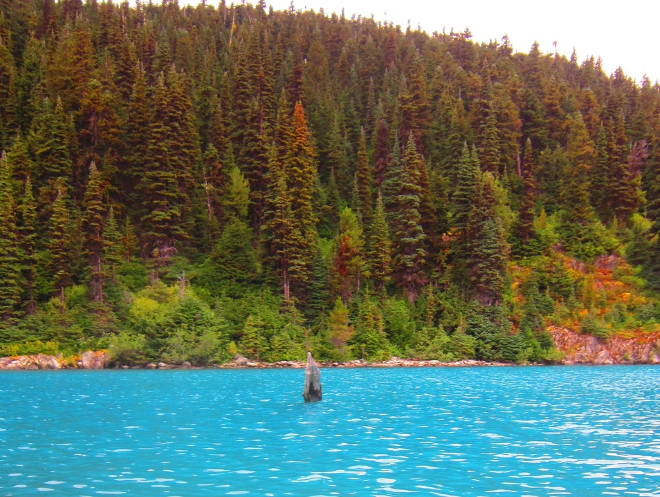 Hike to Garibaldi Lake Whistler  Canada