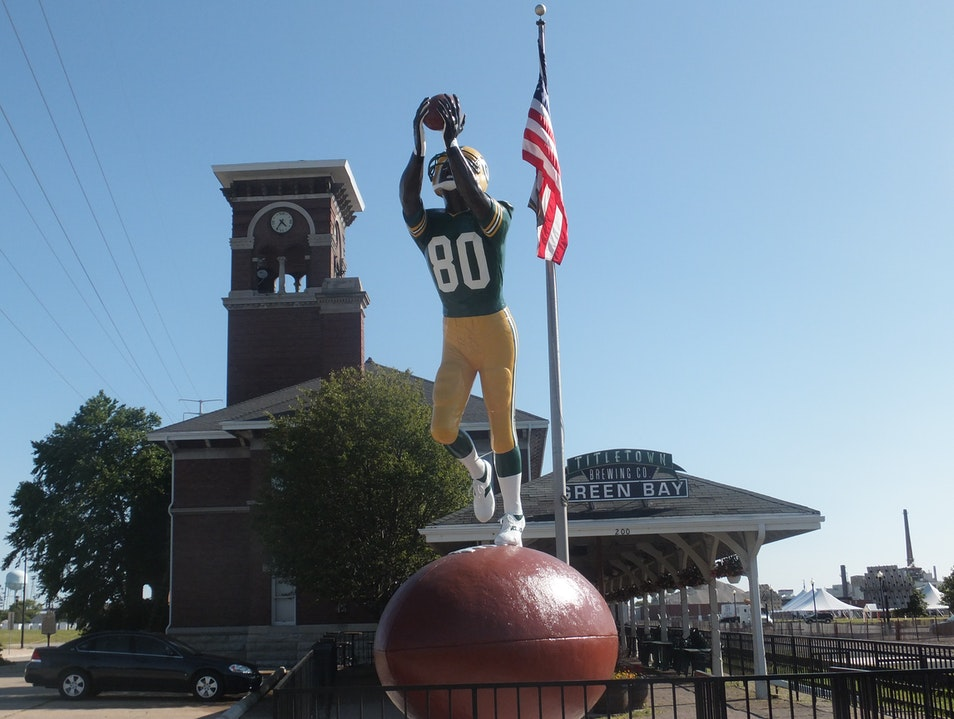Hero Worship in Green Bay Green Bay Wisconsin United States