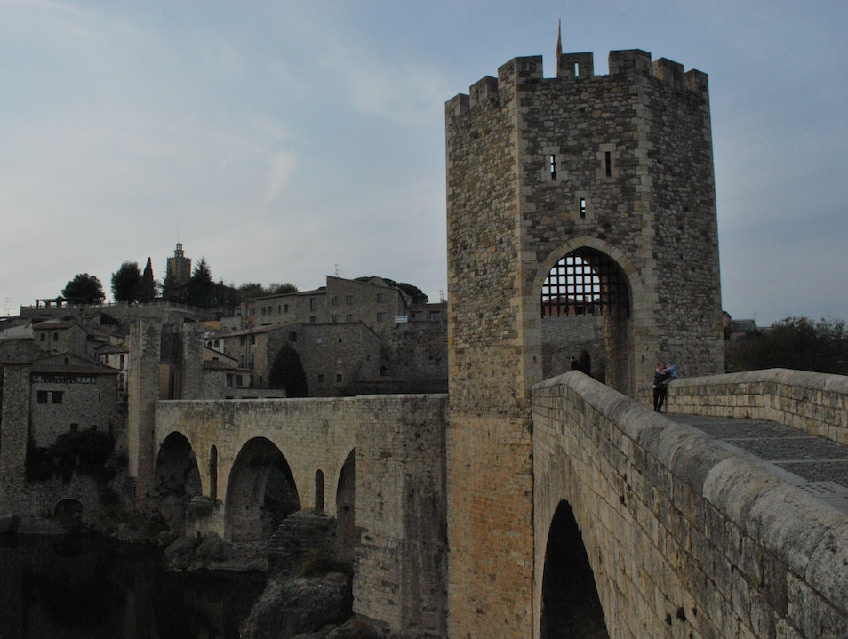 An Unexpected Medieval City Besalú  Spain