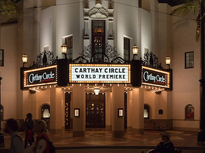 Carthay Circle Restaurant Anaheim California United States