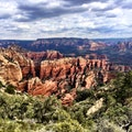 bear mountain trail Sedona Arizona United States