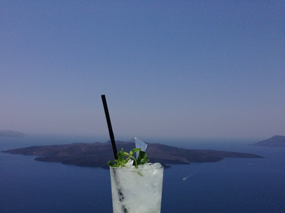 Cosmopolitan Suites Thira  Greece