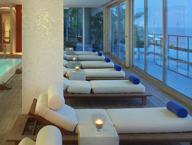 Greek Spa and Sea Experience