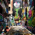 Hosier Lane Melbourne  Australia