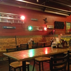 The Garage Soup Shack & Mesquite Grill
