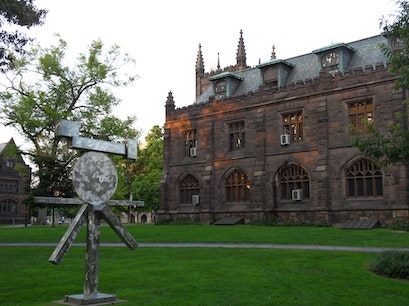 Princeton University Campus Princeton New Jersey United States