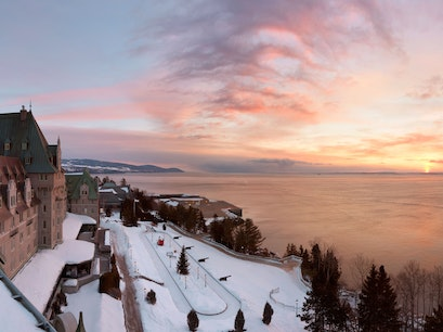 Fairmont Le Manoir Richelieu, Quebec Quebec City  Canada